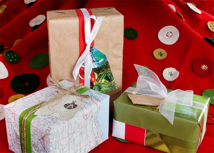 50 Ways: Wrap Creatively